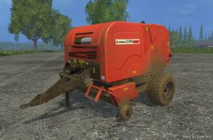 "Мод ""Ursus Z-594"" для Farming Simulator 2015"