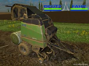 "Мод ""Deutz Fixmaster 235 v1.0"" для Farming Simulator 2015"