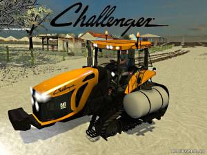 "Мод ""Cat Challenger MT 765B v1.0"" для Farming Simulator 2015"