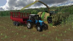 "Мод ""ПРТ 10 v2"" для Farming Simulator 2013"
