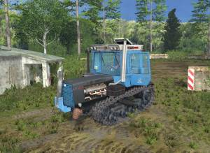 "Мод ""ХТЗ 181 v2.0"" для Farming Simulator 2015"