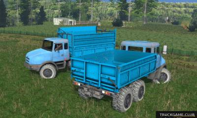"Мод ""Урал 44202-59"" для Farming Simulator 2015"