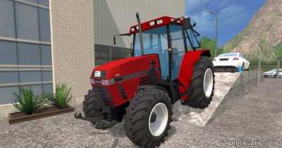 "Мод ""Case IH Maxxum 5150"" для Farming Simulator 2015"