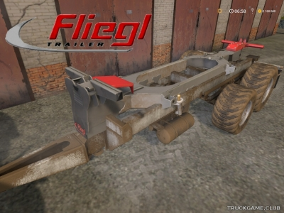 "Мод ""Fliegl Terra Variant v1.0"" для Farming Simulator 2017"
