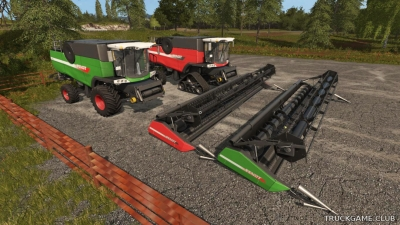 "Мод ""Fendt 9490 X More Realistic V1.0"" для Farming Simulator 2017"
