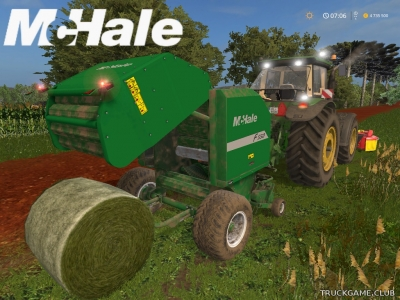 "Мод ""McHale F550 v1.0"" для Farming Simulator 2017"