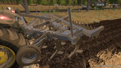 "Мод ""ПЧ-4.5 v1.4"" для Farming Simulator 2017"