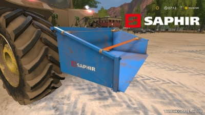 "Мод ""Saphir TL 180 v1.0"" для Farming Simulator 2017"