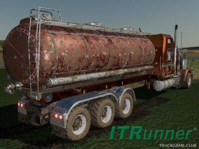 "Мод ""Multi Liquid Tank"" для Farming Simulator 2019"