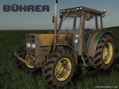 "Мод ""Buehrer 6135A FL"" для Farming Simulator 2019"